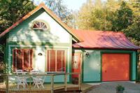 4 persoons vakantie huis in Ronneby