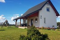 Fantastisch huis, gelegen tussen weilanden en de natuur, 3 km van de zee