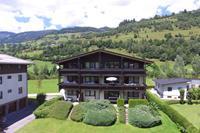Gezellig vakantieappartement in Salzburgerland met balkon