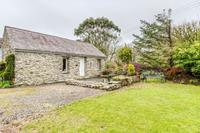 Comfortabele cottage in Ceredigion met terras