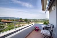 Aangenaam appartement in Viškovo met balkon