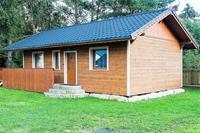 Modern vakantiehuis met privétuin nabij Mimon