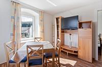 Aangenaam appartement in Sandl met balkon