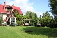 Charmante villa in Pomerian Polen met privézwembad