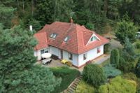 Comfortabel vrijstaand vakantiehuis met grote tuin en vrij uitzicht!