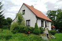 Vrijstaand vakantiehuis in de Bohemen met grote tuin
