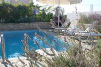Stijlvolle vrijstaande vakantiewoning, privézwembad, dakterras, zeezicht NW kust