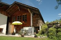 Gezellige studio in Kandergrund in de Zwitserse bergen