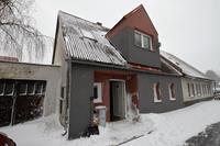 Mooi vakantiehuis in het Ertsgebergte met houtkachel