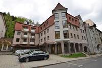 Mooi appartement in kuuroord, 2,5 km van de Jáchymov-skilift - Keilberg
