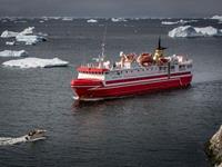 9 dagen West Groenland en Kopenhagen