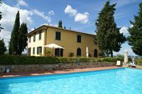 Appartement in Orciatico met zwembad