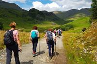 Wandelvakantie Schotland -  busreizen - Groot-Brittanniè -