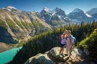 22-daagse camperrondreis Mountain Peaks Trail Verlengd met gereserveerde campingplaatsen, incl. excursies