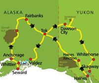 Het beste van Alaska & Yukon (16 dagen) - Amerika - Alaska - Anchorage