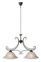 Lucide Hanglamp Calabre, 2-lichts