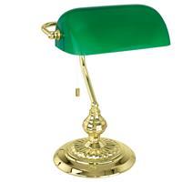 Eglo Verlichting Bureaulamp Antiek Banker 90967