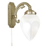 Eglo Verlichting Antieke wandlamp Impery 1 lichts