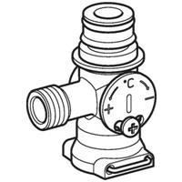 onderdelen sanitaire kranen mengventiel IR
