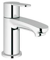Eurostyle Cosmopolitan toiletkraan XS korte uitloop, chroom
