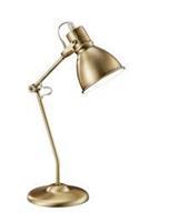 Mooie tafellamp Keali antiek messing