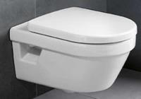 Architectura hangend toilet diepspoel DirectFlush, wit