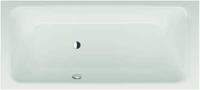 Select bad 170 x 75 cm. voeteneind rechts overloop achter wit