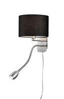 Trioleuchten Wandlamp Met Kap Series 2711 Trio 271170202