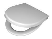 Kadett 300 S closetzitting wit met deksel zitting/deksel kunststof