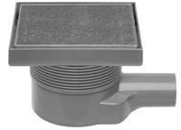 Aqua Quattro Vloerput 15 X 15 cm Horizontaal Tegel