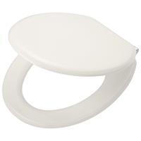Tiger Soft-close toiletbril Reno MDF wit 252350646