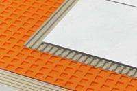 Ditra 25 polyetyleen mat b=100 cm l=500 cm (rol)