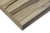 Ontario houten wastafelblad 55 cm tbv fontein art wood