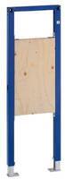 Duofix inbouwelement armsteun staal constructie zelfdragend oppervlaktebescherming gecoat