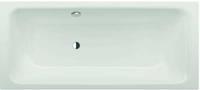 Select bad 180x80 cm, voeteneind rechts overloop voor, wit