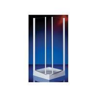 Royal hoekinstap 2-delig 6 mm glas 88/90x185 cm, chroom