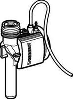 pneumatisch ventiel voor urinoir bediening