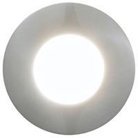 Eglo Buitenverlichting Inbouwspot 1 Gu10 RVS Margo