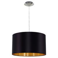 Eglo Verlichting Textiel hanglamp Lecio, 1 lichtbron