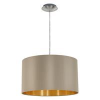 Eglo Verlichting Hanglamp Maserlo I, Eglo