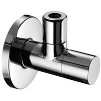 """Schell Stile Design hoekregelkraan 1/2""""x10 mm, chroom"""