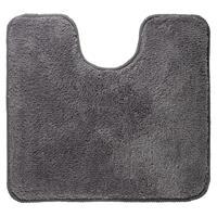 Sealskin Angora wc mat grijs 55 x 60 cm