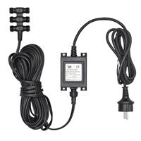 Konstsmide Transformator Amalfi 230V - 12V - 60W 7647-000