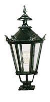 KS Verlichting Nostalgische lantaarn lamp Bergum K7A met kronen 1508