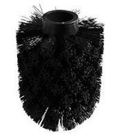 grohe Essentials reserve toiletborstelkop, zwart