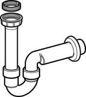 Geberit p- s- beker sifon polyvinylchloride (PVC)