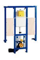 WISA XS L Vario inbouwreservoir met frame staal (hxbxd) 1300 - 1500x890x160 - 200mm constructie zelfdragend