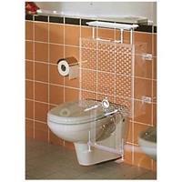 Wisa Top bedieningsplaat 2100 SO planchetbediend 40x13.5cm kunststof chroom