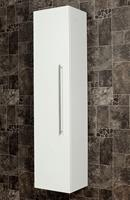 Saniclear Excellent Kolomkast hoogglans wit 35x150