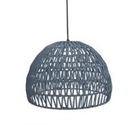 LABEL51 hanglampTouw' large, kleur Grijs